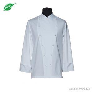 Giacca Chef Circuito da Lavoro - Bio Chef giacca ecosostenibile - Abiti da lavoro online