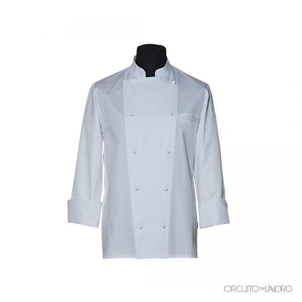 Circuito da Lavoro - Giacca Chef Cotone Uomo